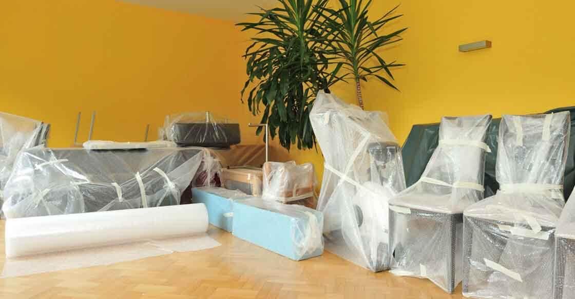 emballer les meubles