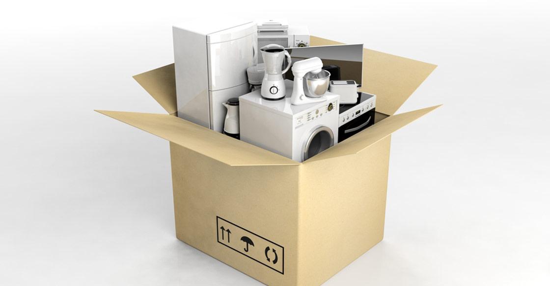déménager les appareils électroménagers, Déménagements Jumeau