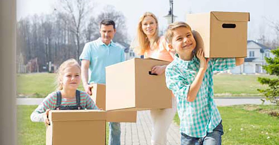 annoncer le déménagement aux enfants, Déménagements Jumeau