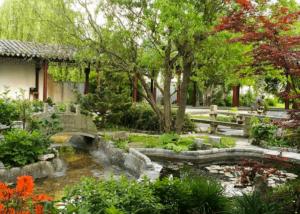visiter le jardin du Yili
