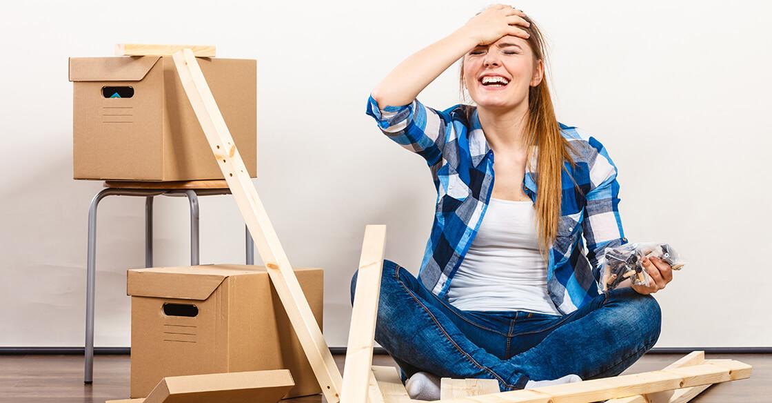 demonter et remonter les meubles