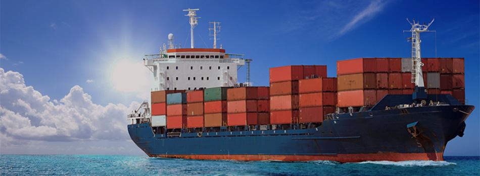 Transport maritime déménagement international